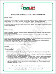 Adesivo-LOUSA-Parllare-manual-de-aplicacao