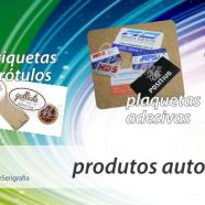 ADESIVOS E ETIQUETAS