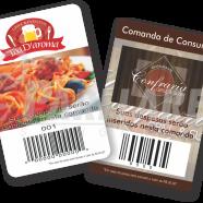 Comandas de consumo para restaurantes